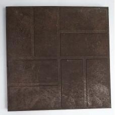 Тротуарная плитка черная